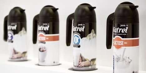 Co-Branded Milk Bars