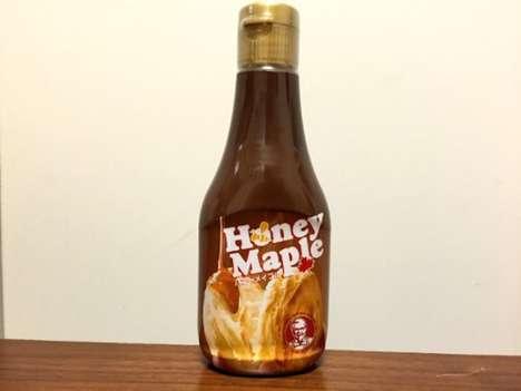 Bottled Fast Food Sauces