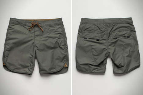 Durable Militant Boardshorts