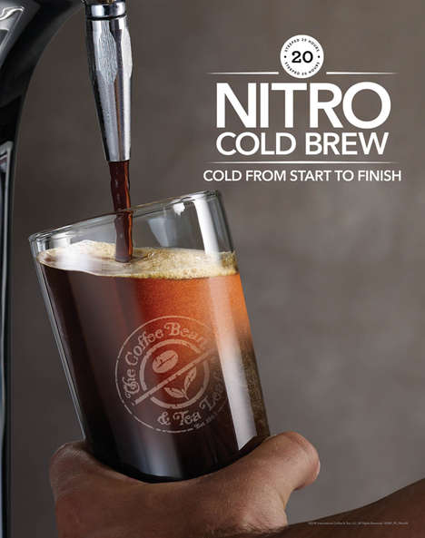 Coffee Shop Nitro Brew