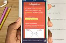 AI Homework Analyzers - 'Socratic' Uses Phone Images to Read Questions and Identify Key Concepts