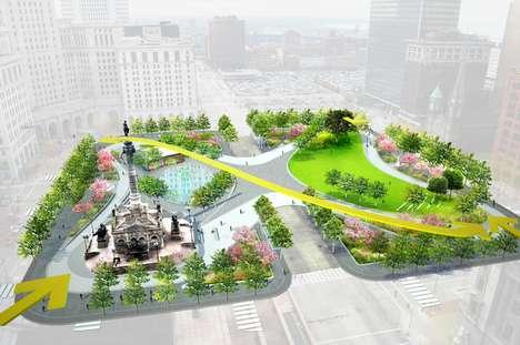 Riot-Quelling Park Designs