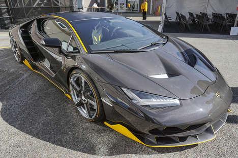Carbon Fiber Cars