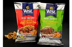 Food Truck-Inspired Chips - Wise Snacks' Potato Chips Take Inspiration from Food Truck Food