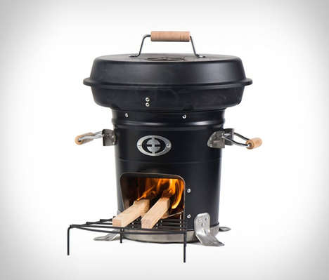 Multifunctional Eco Stoves