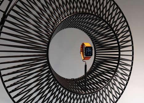 Animalistic Smart Watch Displays