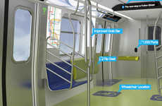 Tech-Friendly Metropolitan Subways - The New York Subway System is Slated to Get a Tech Boost