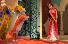 Hispanic Disney Princesses - Disney Channel's New Series Features Princess 'Elena of Avalor'