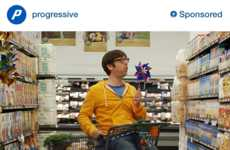 Social Media Insurance Campaigns - 'Progressive' Used Instagram to Market to Young Adults