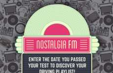 Nostalgic Driving Test Playlists - Co-Operative Insurance Captured the Joy of Passing a Driving Test
