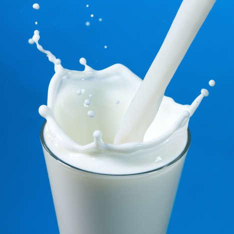 GMO-Free Milk Products
