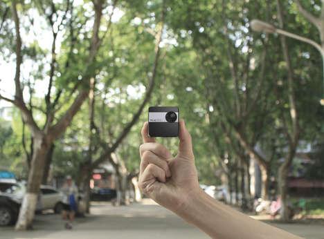 Tiny VR Cameras