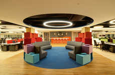 Childlike Office Spaces