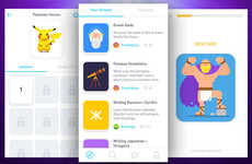 Educational Flashcard Apps