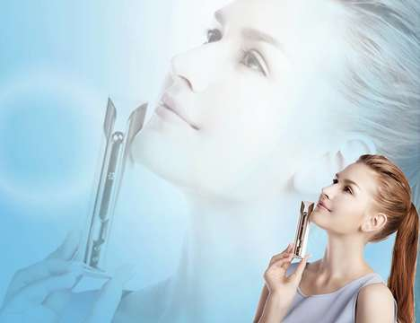 Smart Moisturizer Sprays - The Susee Gadget Inspects Skin Texture to Provide Tailored Mist Skincare