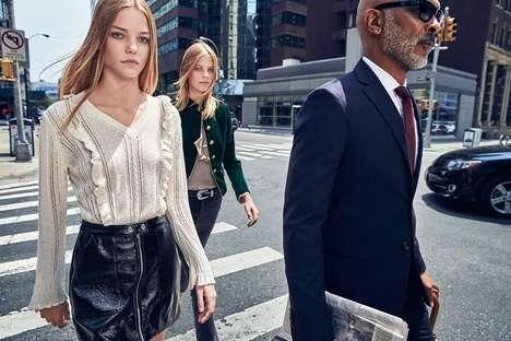 Fashion Snapshot Campaigns