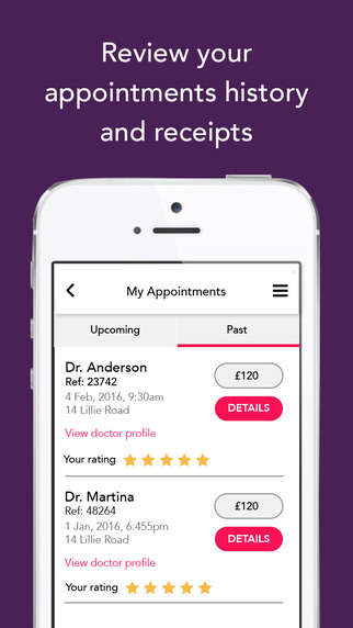 Doctor Delivery Apps - The GPDQ App Helps Londoners to Order Doctors To Their Door