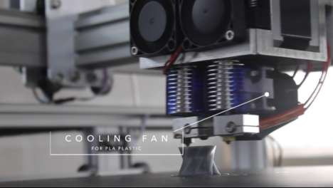 Laser-Cutting 3D Printer