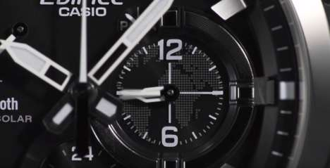 Smartphone-Linked Timepieces