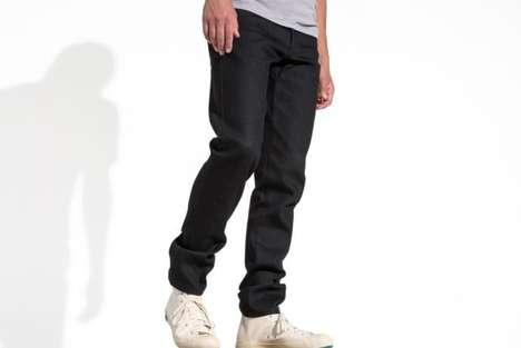 High-Tech Abrasion Jeans