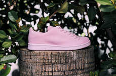 Pink Monochrome Sneakers