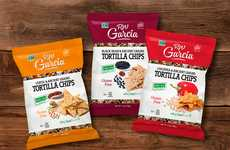 Artisan Pulse Chips - RW Garcia's New Pulse Chips are Made from Protein-Rich Pulse Crops