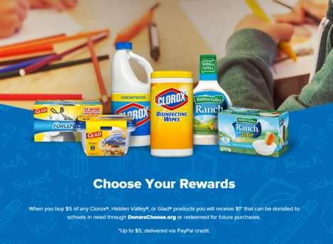 Streamlined School Supply Drives