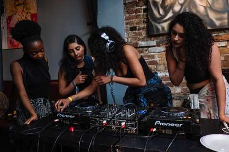 All-Female DJ Workshops - This Immersive Workshop Was Created to Empower Musically Inclined Women