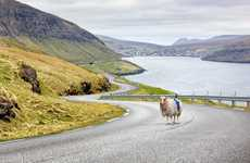 Sheep-Mounted Map Imaging - 'Sheep View 360' Maps the Faroe Islands Using Sheep-Mounted Cameras