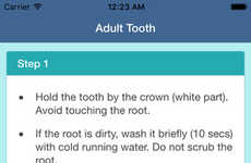 Dental Emergency Apps