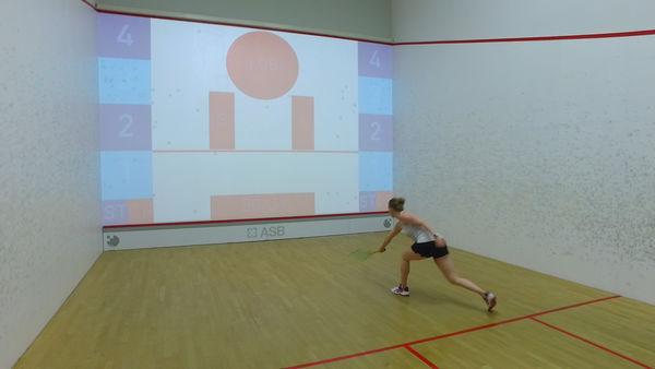 High-Tech Squash Games