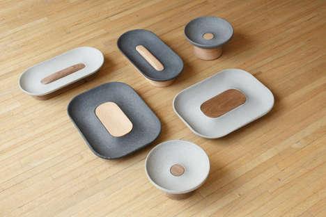 Modern Concrete Homeware