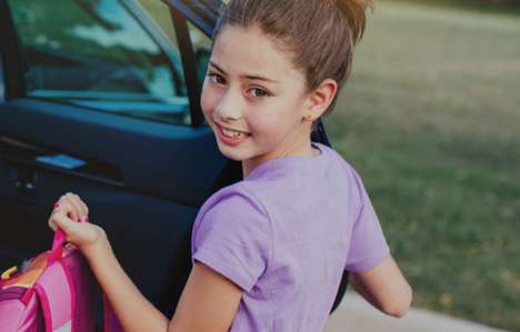 Child-Friendly Rideshares