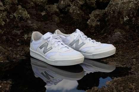 Revitalized Retro Tennis Shoes