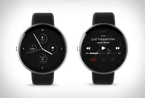 Subtle Notification Smartwatches