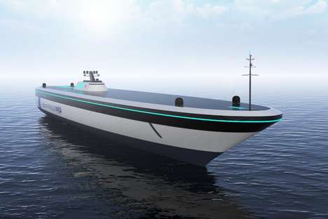 Autonomous Cargo Ships