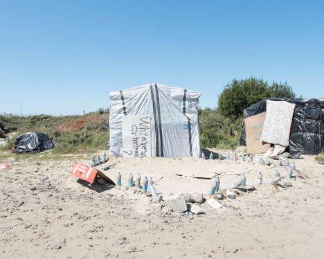 Migrant Housing Photography