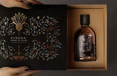 Elegant Agave Packaging