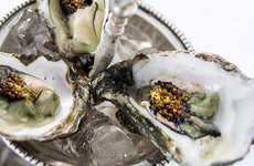 Luxury Oyster Dining Experiences - Laguna Pearl Has Crafted a Lavish Date for National Oyster Day