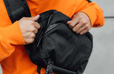 Sleek Protective Carriers - Incase's Diamond Wire Collection Keeps Tech Products Safe from Harm