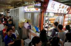 Haute Cuisine Street Vendors - These Two Singaporean 'Hawker Stalls' Have Received Michelin Stars