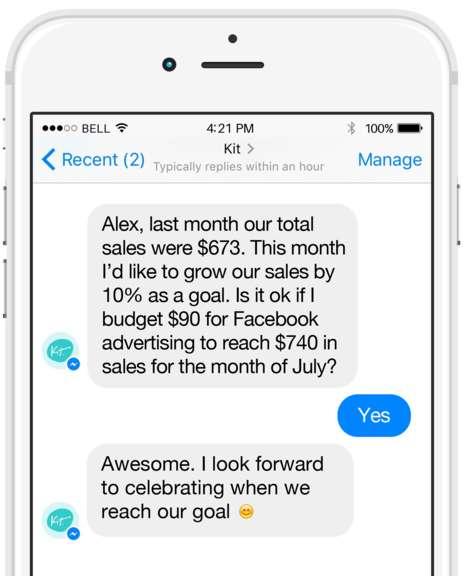 Marketing Planning Bots