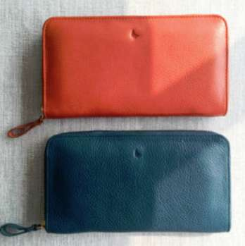 Trackable Leather Items