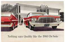 Retro Automobile Ad Collections - 'Automobile Design Graphics' Gathers Artful 20th Century Brochures