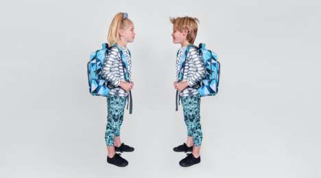 Gender-Neutral Backpacks - 'Hero New York' Makes Bags That Can Be Worn by Both Boys and Girls