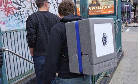 3D Printer Backpacks
