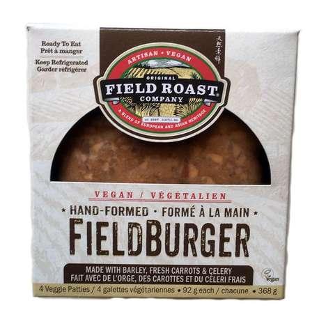 Barley-Based Burgers