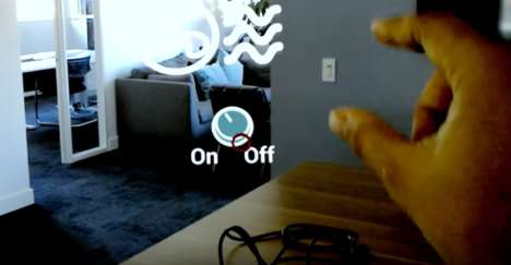 AR Smart Home Controls