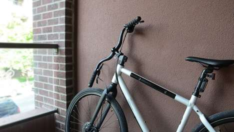 Rotating Bike Handlebars