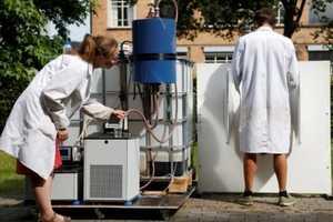 Solar Urine Breweries